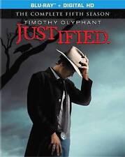 NEW - Justified: Season 5 [Blu-ray]