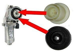 BMW X5 E53 E70 X3 E83 Gang Dose Servo Stellmotor Motor Transfer Reparatur Set