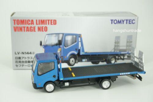 Tomytec Tomica Limited Vintage Neo LV-N144 Nissan Atlas F24 Safety Loader Model