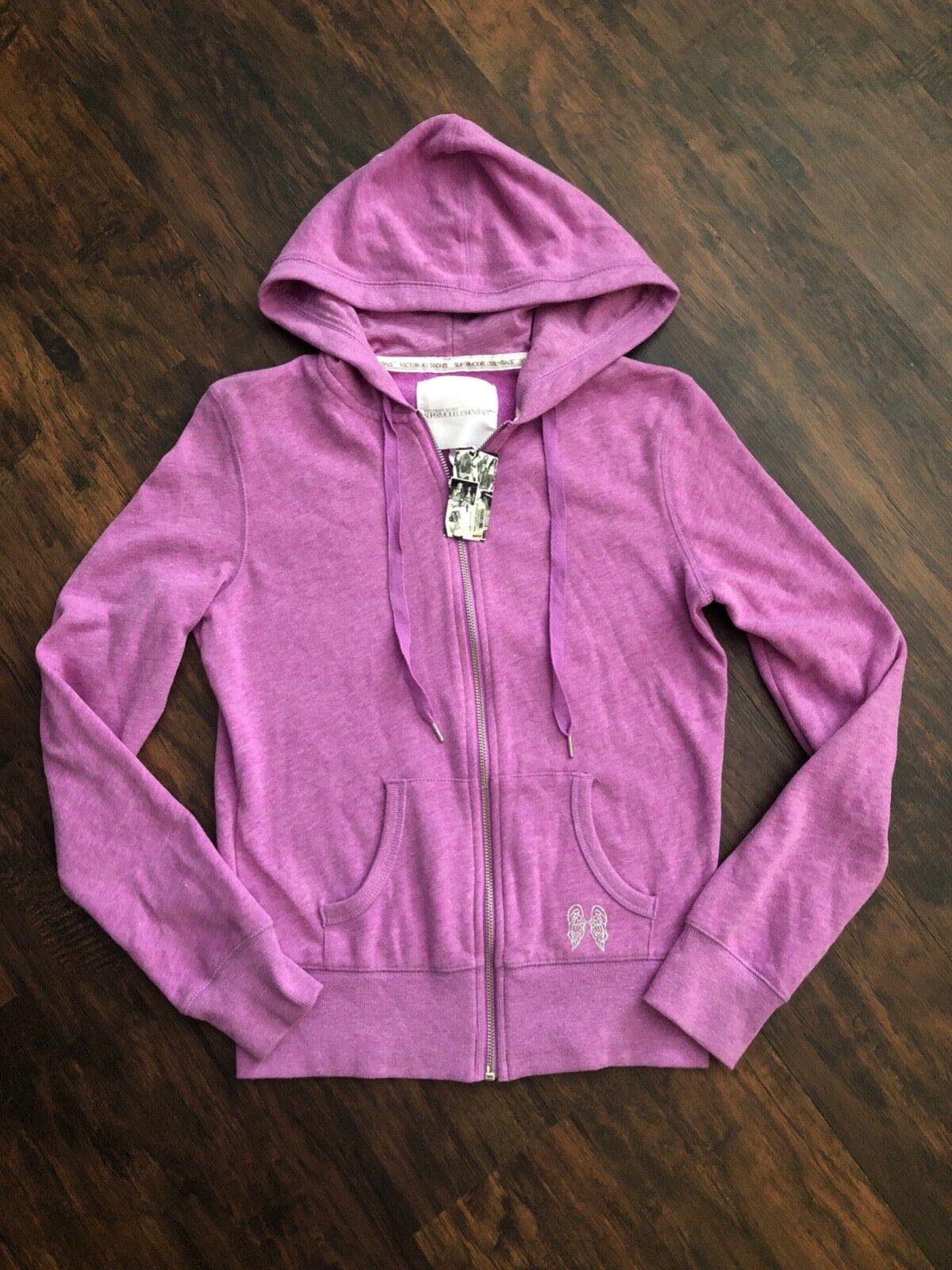 Victoria's Secret zip hoodie hoodie hoodie size xs 62154c