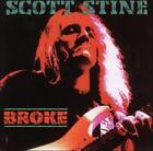 Broke by Scott Stine (CD, Nov-1994, Shrapnel)