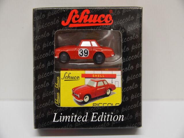 2 ) Schuco Piccolo Limited Edition Eugen Böhringer 05441 Mercedes Benz 230 SL