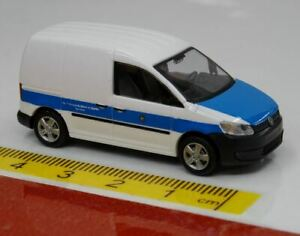 Rietze Vw Caddy 2011 Polizei Berlin 52914 Stabile Konstruktion