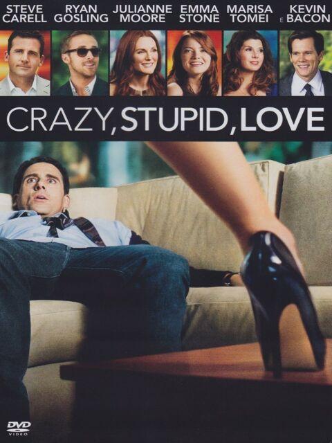 CRAZY, STUPID, LOVE (DVD) NUOVO, ITALIANO, ORIGINALE