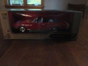 1970-Dodge-Coronet-R-T-Convertible-Red-Road-Signature-1-18-Scale