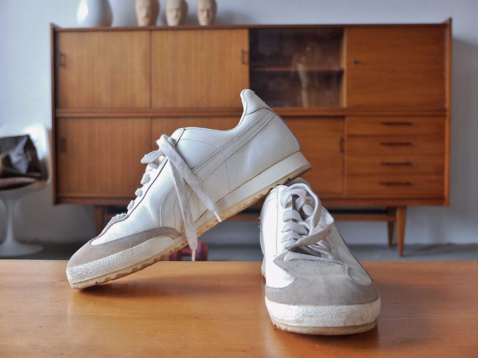 online store d5401 4de08 ... PUMA PUMA PUMA Calzini Da Tennis uk8, 5 80s Scarpe da ginnastica scarpe  Taglia 42 ...