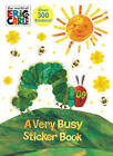 A Very Busy Sticker Book (the World of Eric Carle) by Golden Books (Paperback, 2012)