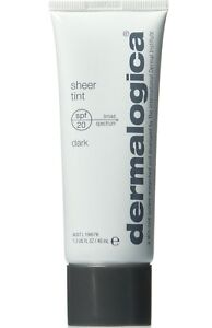 Dermalogica-Sheer-Tint-SPF20-DARK-1-3oz-40ml-NEW-UNBOXED