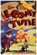 A NEW LOONEY TUNE Movie POSTER 27x40