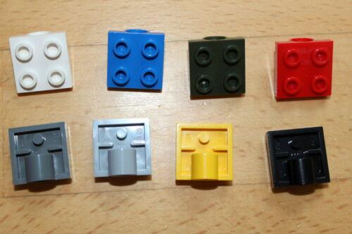 LEGO Technic Technik 2444 Platte 2x2 mit Achsloch viele Farben große Auswahl 01