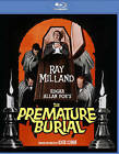 Premature Burial (Blu-ray Disc, 2015)