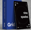 Grid Series Two Typographic Playing Cards