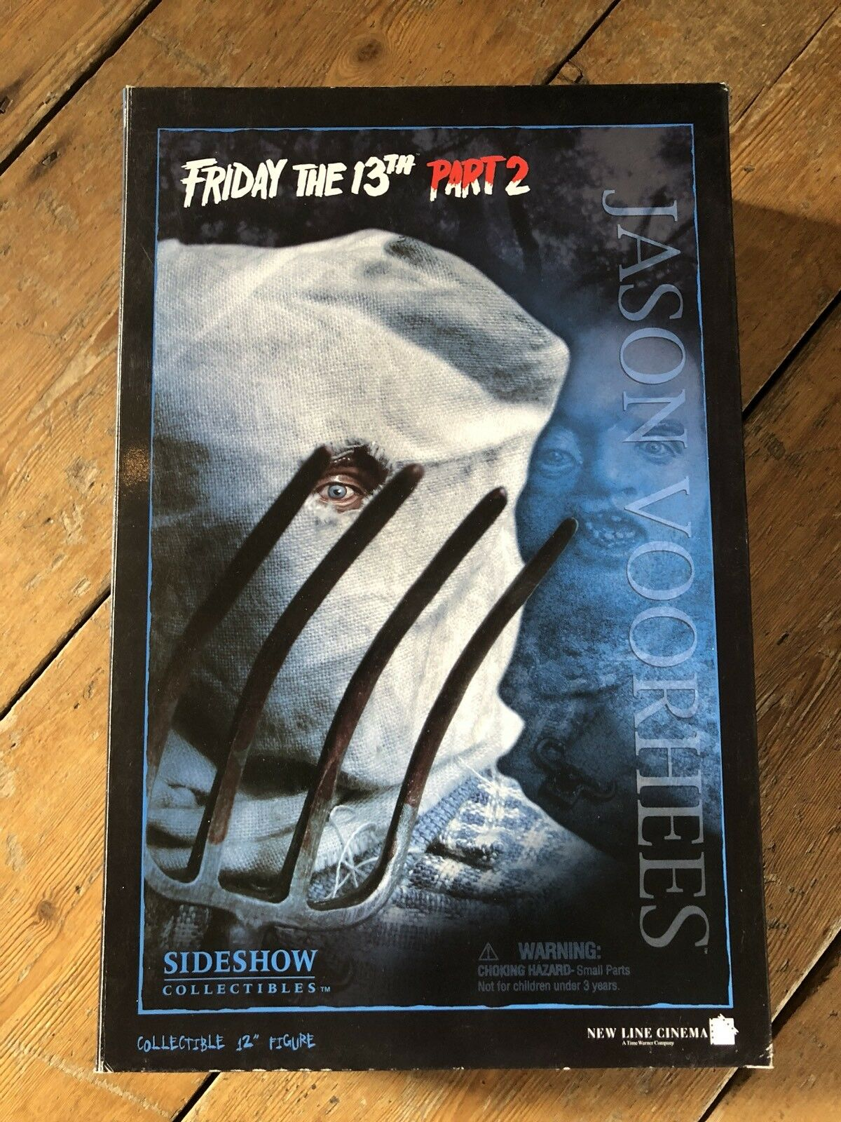 Sideshow Friday The 13 Part II Jason Voorhees  Exclusive AFSSC185