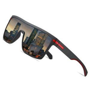 AOFLY-Brand-Polarized-Sunglasses-Men-Fashion-Oversized-Flexible-Frame-Square