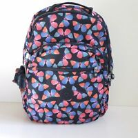 Kipling Seoul Large Backpack With Laptop Protection Flutterflies