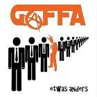 Gaffa - Etwas anders / CD (2013) Punkrock Deutschpunk