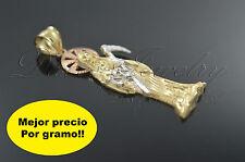 Santa Muerte / Santisima Muerte Medalla de Oro en 14k Garantizado! 2612