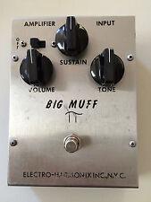Vintage Electro-Harmonix Big Muff