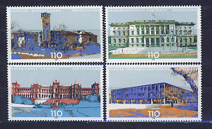 ALEMANIA-RFA-WEST-GERMANY-1998-MNH-SC-1994-1997-Parliament-buildings
