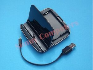 New-Dual-Desktop-Cradle-Dock-Base-Battery-Charger-For-Samsung-Galaxy-N7005-i9228