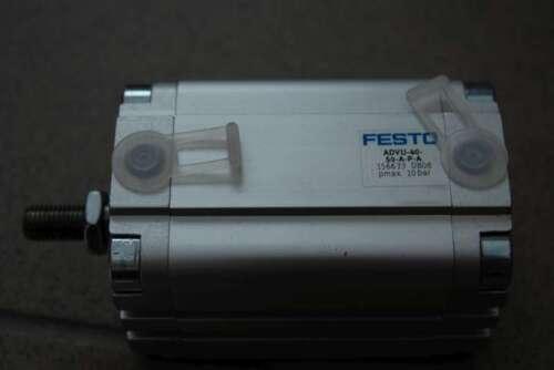 Festo 156633  ADVU-40-50-A-P-A Compacte cilinder NEW