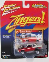 Johnny Lightning Street Freaks Zingers 1981 Chevy Malibu 8 A