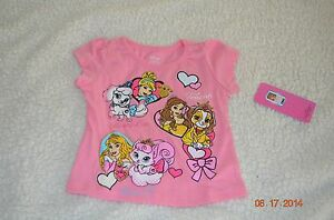 107f2fb5 Disney Toddlers Girls T-shirts tops New size 2T, 3T, 4T, 5T Minnie ...