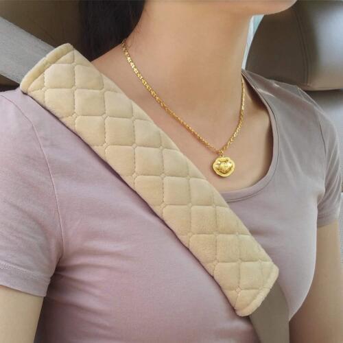 2pcs Car Seat Belt Pad Harness Shoulder Strap Cushion Backpack Safety Protector