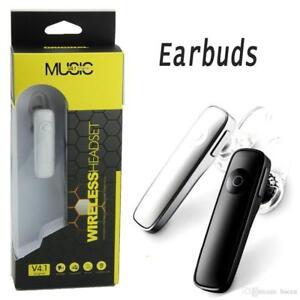 4c895218867 Image is loading M165-stereo-headset-bluetooth-earphone-headphone-mini-V4-