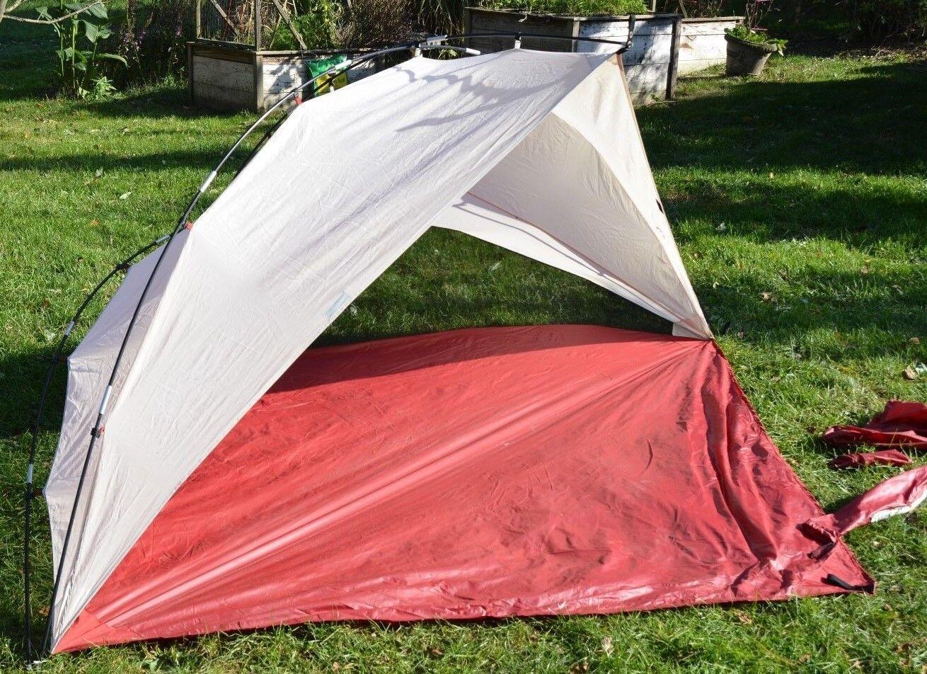 EMS COWABUNGALO XL Beach Tent Outdoor Canopy Sun Shelter PopUp Shade Ocean