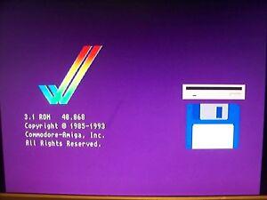Kickstart ROM 3.1 for Computer Commodore Amiga 1200 cloanto Licensed ( 40.068 )