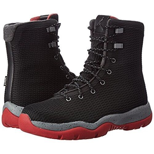Nike Nike Nike Air Jordan Future Boot BRED Black Red Winter Boots 11 XI SFB 4 Cement Sz 13 61034a