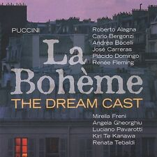 Puccini / Pavarotti - La Boheme - Dream Cast [New CD]