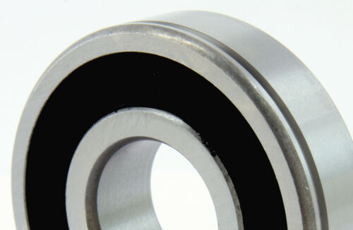 6305-2RSN 25x62x17 Sealed Grooved Ball Bearing