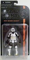 Hasbro Star Wars The Black Series Biker Scout Action Figure Toys