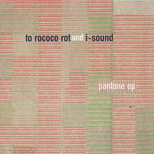 TO ROCOCO ROT & i SOUND-pantone ep-2001 ABSTRACT/IDM-CD