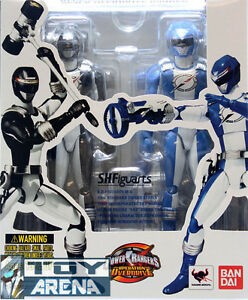S H Figuarts Power Rangers Operation Overdrive Blue Black Ranger