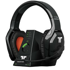 Tritton Warhead 7.1 Dolby Surround Wireless Gaming Headset Headpone fo Xbox 360