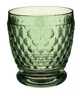 Villeroy-amp-Boch-Boston-Verde-12-vidrio-agua-cl-33-Distribuidor-Autorizado
