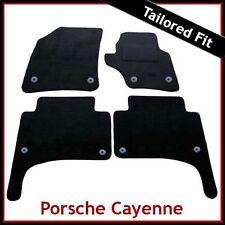 PORSCHE CAYENNE 2003 2004 2005 2006...2009 Tailored Carpet Car Mat (Round Clip)