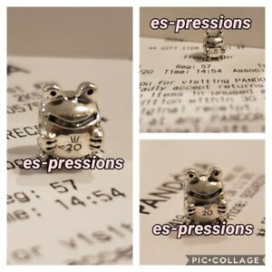 Details about [In-Hand] New Pandora 2020 Limited Edition 20th Anniversary  February Frog Charm