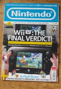 The Official Nintendo Magazine  Issue 89 christmas 2012 - Welwyn Garden City, United Kingdom - The Official Nintendo Magazine  Issue 89 christmas 2012 - Welwyn Garden City, United Kingdom
