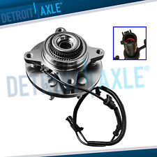 Front Wheel Bearing Hub For 2011 2014 Ford F 150 Expedition Lincoln Navigator
