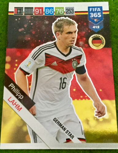 Panini Adrenalyn XL fifa 365 2019 Limited//rare//multiple//Power//oro//German//Club