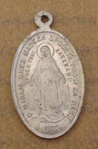 Ur Altes Pilger Medaillon - Heilige Maria, Mutter Gottes (AZ31) - Deutschland - Ur Altes Pilger Medaillon - Heilige Maria, Mutter Gottes (AZ31) - Deutschland