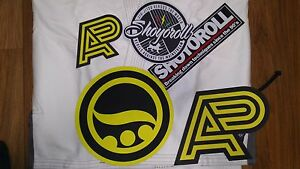 Shoyoroll ST Super Size Back patch Jiu Jitsu Gi Patch