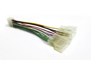 Details about Nakamichi CD 35Z/40Z/45Z/35Z/45Z ISO Wiring Harness Connector on