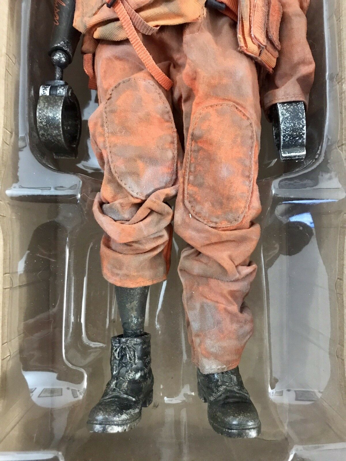 3A threeA Ashley Johnson Wood Adventure Kartel Johnson Ashley Ankou 1/6 b6e808