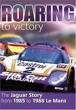 Roaring to Victory - The Jaguar Story from 1985 - 1988 Le Mans (New DVD)