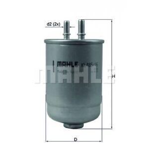 MAHLE-ORIGINAL-Fuel-filter-KL-485-16D